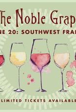 CarefulPeach Noble Grapes Event Ticket: Southwest France
