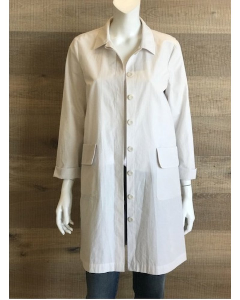 Eileen Fisher Recycled Polyester Organic Cotton Outerwear