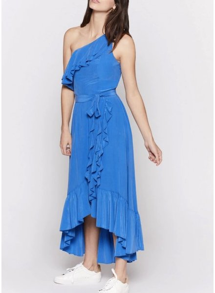 Joie Damica One-Shoulder Dress