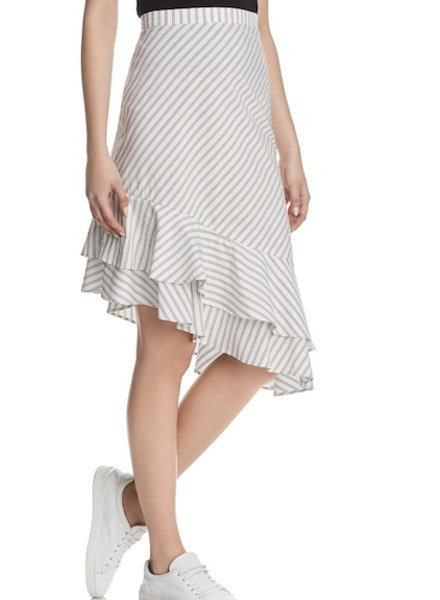 Joie Yenene Asymetrical Skirt