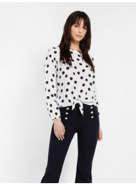 Three Dot Dot Voile Top
