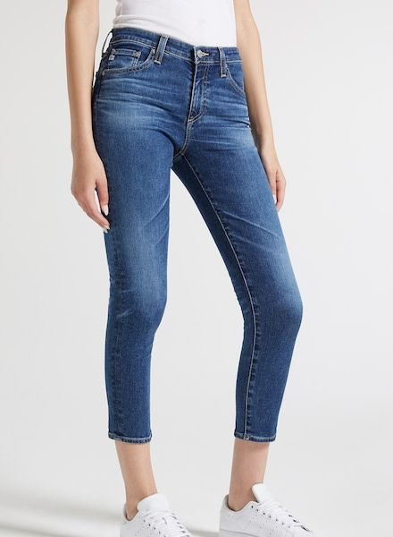 AG Jeans Farrah Skinny Ankle