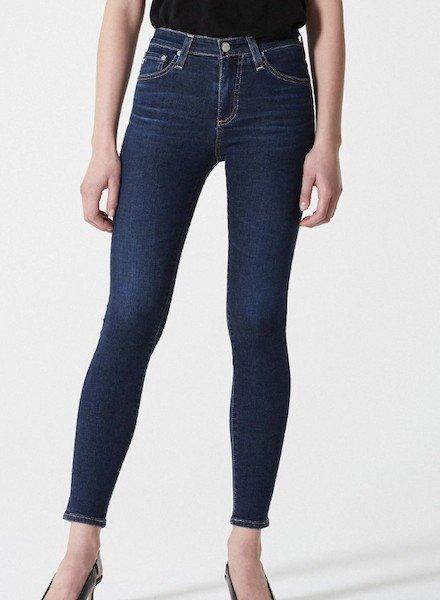 AG Jeans Farrah High Rise Skinny