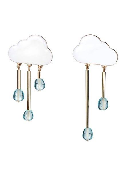 Jenny Bird Chance of Rain Earrings
