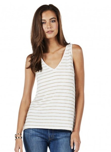 Michael Stars Madison Brushed Tank