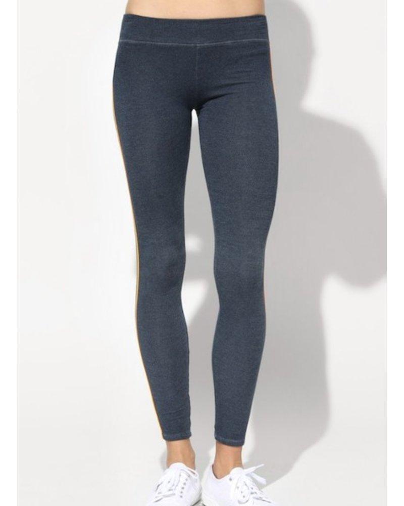 Yoga Pant w /Trim