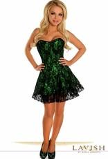 Daisy Corsets Daisy Corset LV-341 Lace Corset Dress