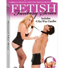 Fetish Fantasy Fetish Fantasy Sensual Hot Wax