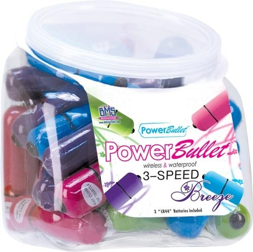 Bullet Vibe assorted Colours