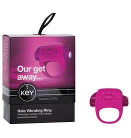 Jopen Key Halo Raspberry Pink