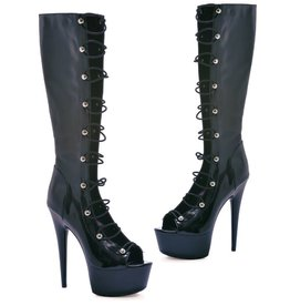 Ellie Shoes Ellie Shoes 609-Tyra 6 platform boot