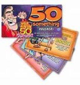 Ozze 50 Something Vouchers his