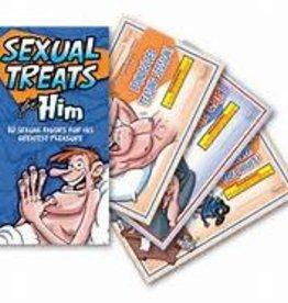 Ozze Sexual Treats For Him Vouchers