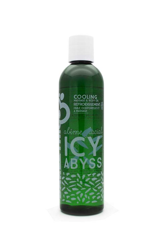 Bare Ethics Bare Ethics Massage Oil Icy Abyss
