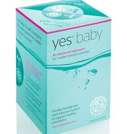 Yes Organics YES Baby Advanced Fertility Friendly Lube Application System.