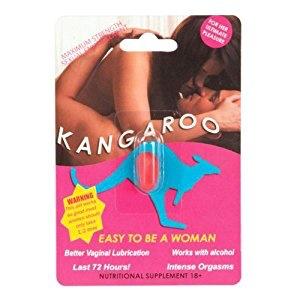 Kangaroo Female Supplement