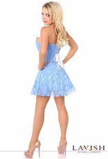 Daisy Corsets Daisy LV-622 Lavish lace corset dress