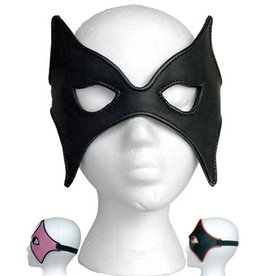 Kookie International Leather Mask With Piping
