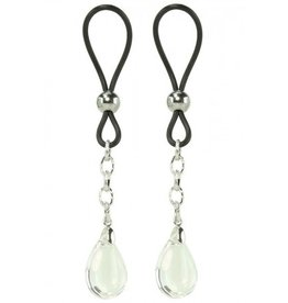 Cal Exotics Non-Piercing Nipple Jewelry Crystal
