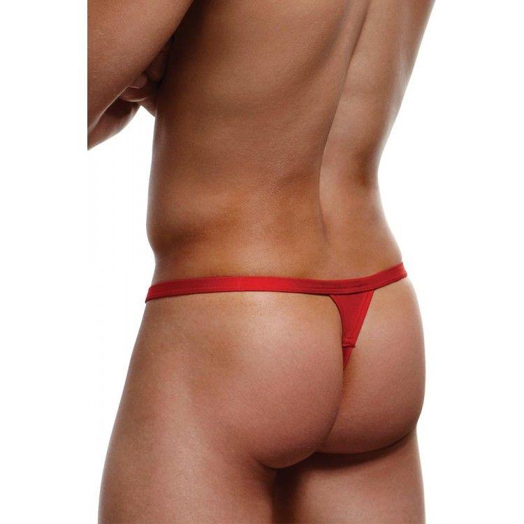 Baci Red Break-A-Way Thong S/M