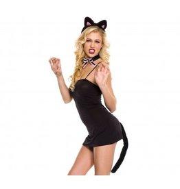 Music Legs Cat Accessory Kit Black/Pink O/S