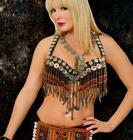 Western Fashion Tribal Indian Top L/XL