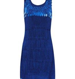 Western Fashion Flapper Dress