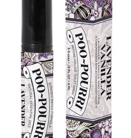 Poo-Pourri Poo-Purri Upscale 4 ml. travel Lavender Vanilla