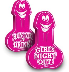 Little Genie Products Girls Night Out Penis Finger