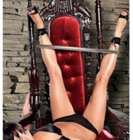 SportSheets S&M Expandable Spreader Bar & Cuffs Set