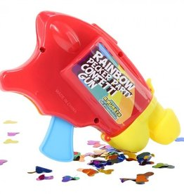 Hott Products Rainbow Pecker Party Confetti Gun