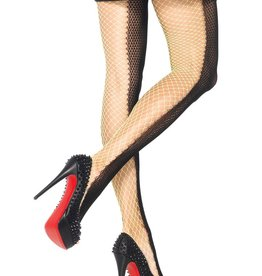 Leg Avenue Leg Ave 9945 Two-tone dual net hose