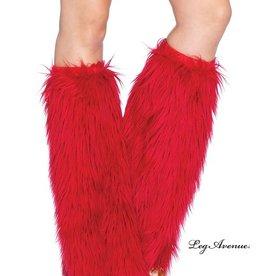 Leg Avenue Leg Ave 3934 leg warmer red