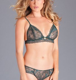 Be Wicked A Green Escape Bra & Panty