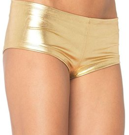 Leg Avenue Misfit Gold Booty Short lrg