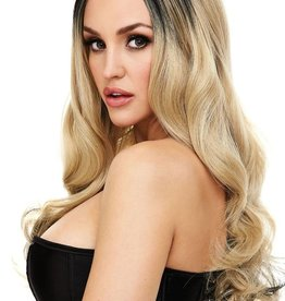 Pleasure Hailey Wig Blonde With Black