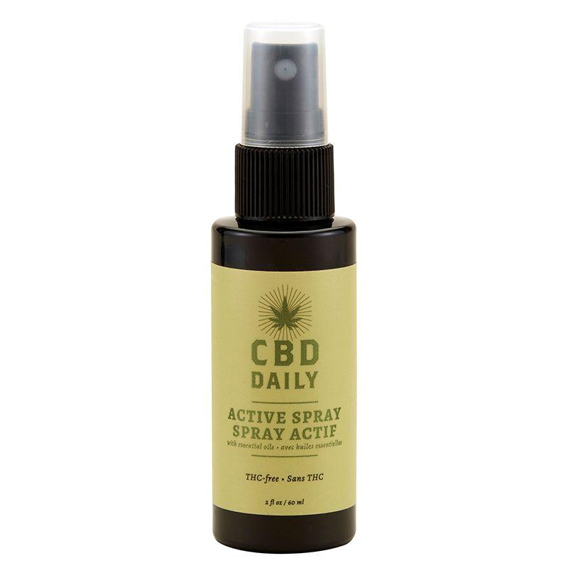 Earthly Body CBD Active Spray