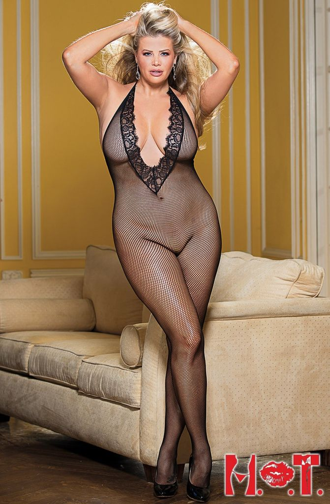 Shirley Of Hollywood Bodystocking