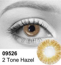 Camden 2 Tone Hazel Contacts