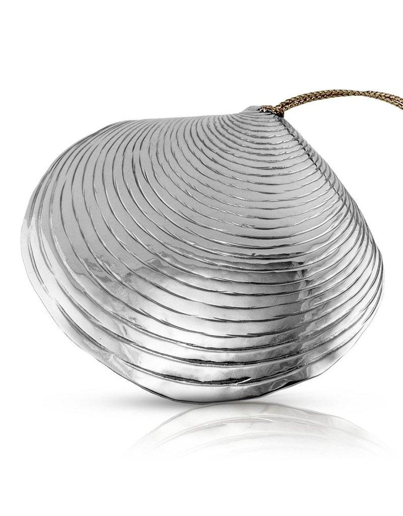 Clam Shell Ornament
