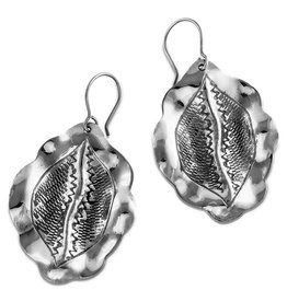 Jacaranda Seed Pod Earrings