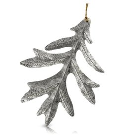 Oak Leaf Ornament - Alpaca
