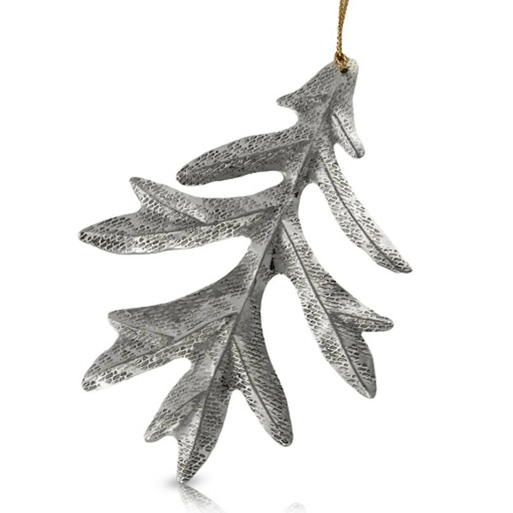 Oak Leaf Ornament
