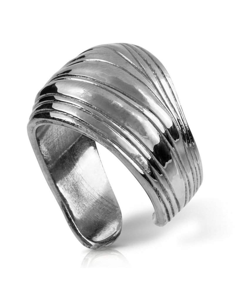 Palm Frond Ring (Large)