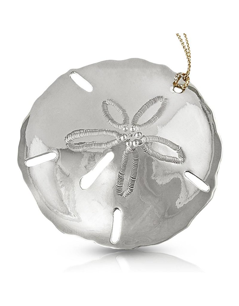 Sand Dollar Ornament