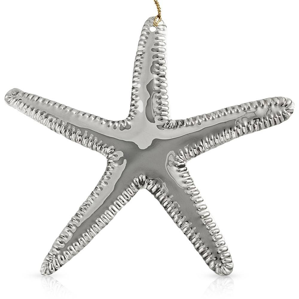 Starfish Ornament - Alpaca