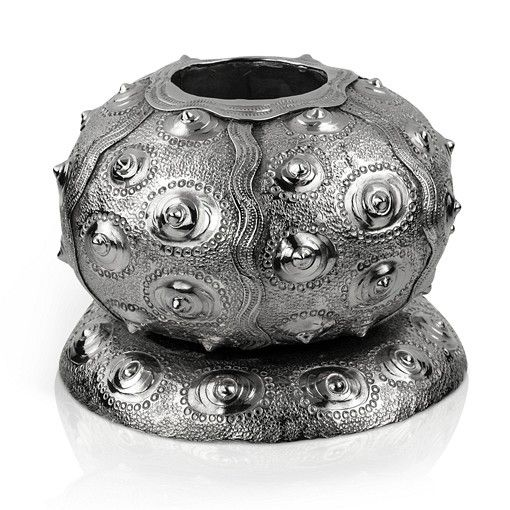 Sea Urchin Candle Holder