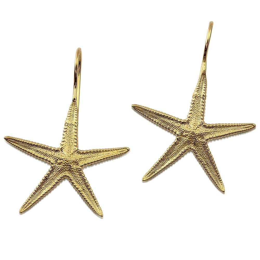 Starfish Earrings (Wire)