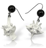 Rattlesnake Vertebrae Earrings
