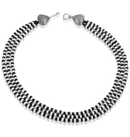 Shark Vertebrae Triple Necklace (Small)